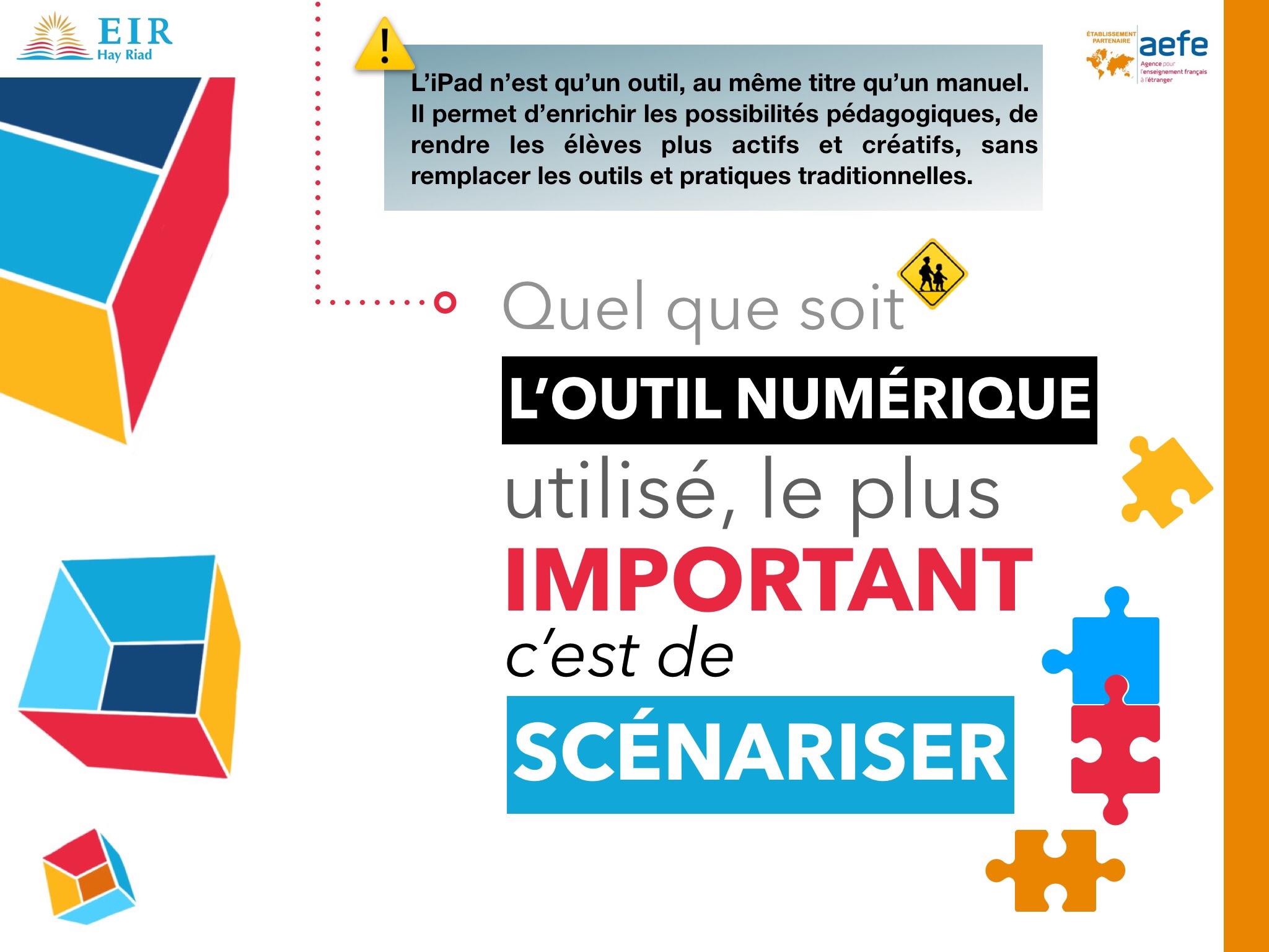 Scenariser Conjuguer La Forme Et Le Fond Et Vice Versa Conseillers Pedagogiques Numeriques